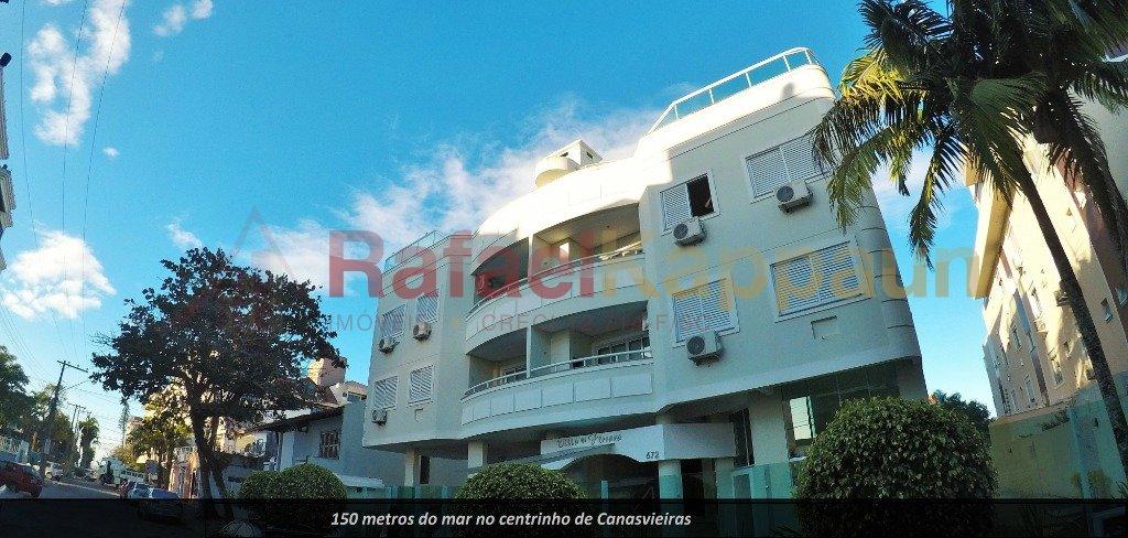 Apartamento em CANASVIEIRAS, FLORIANOPOLIS (301)