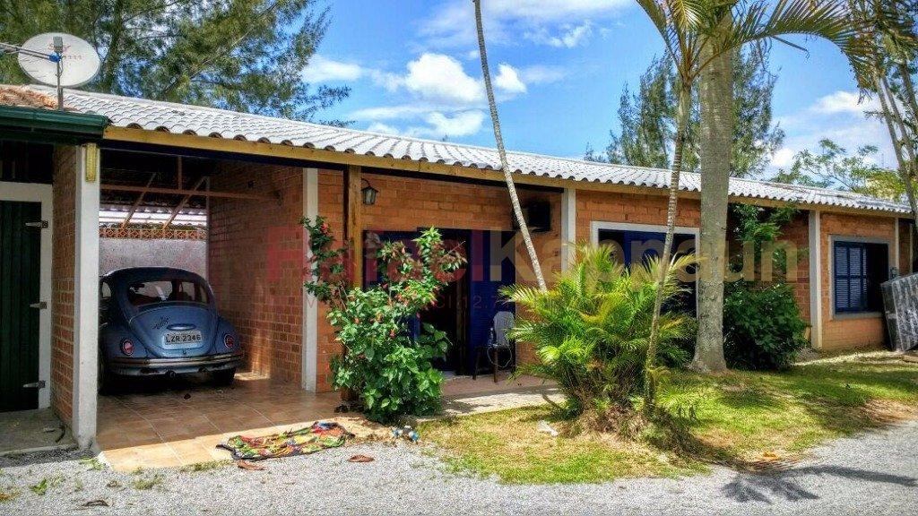Casa em Condominio em CACHOEIRA DO BOM JESUS, FLORIANOPOLIS (338)