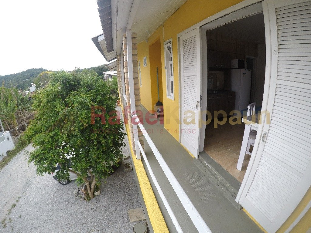 Apartamento em PONTA DAS CANAS, FLORIANOPOLIS (346)
