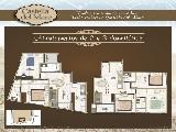 Plantas 02 e 03 dormitorios Castella