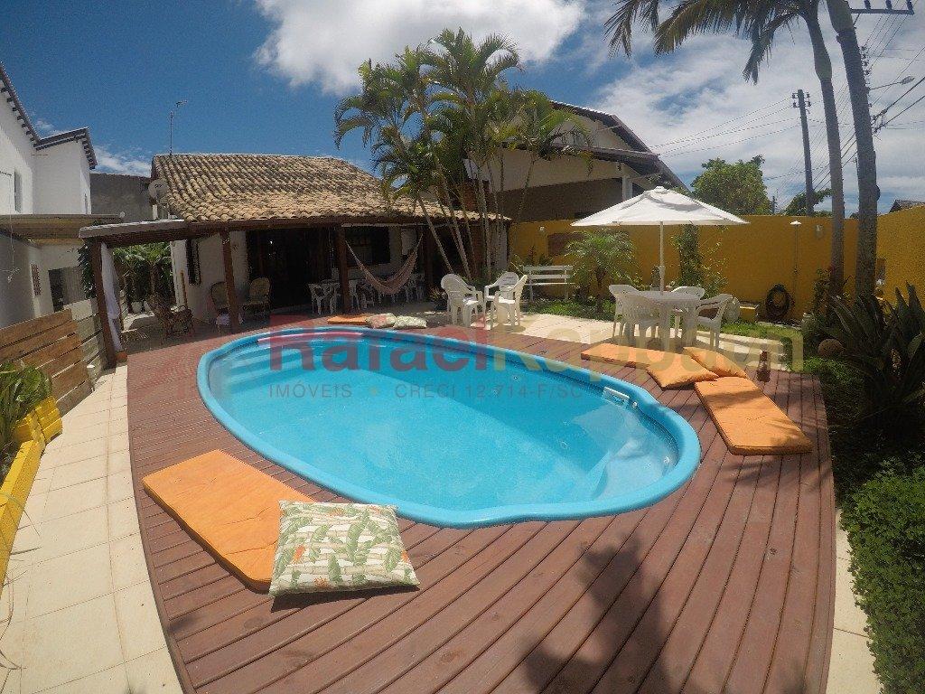 Casa em PONTA DAS CANAS, FLORIANOPOLIS (357)