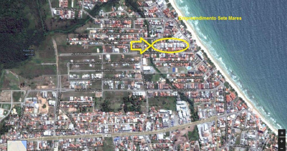 Cobertura Ingleses Florianopolis