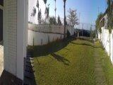 Terreno frente mar com duas casas! Cód44 Fundos 04Dormitórios!