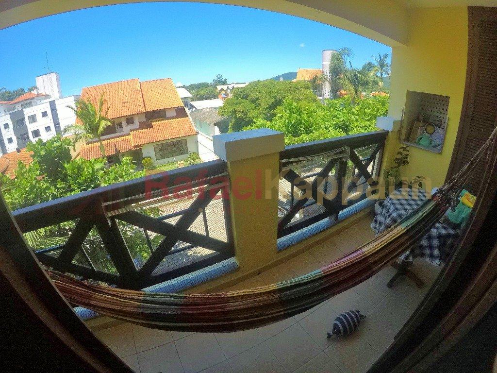 Apartamento em CANASVIEIRAS, FLORIANOPOLIS (490)