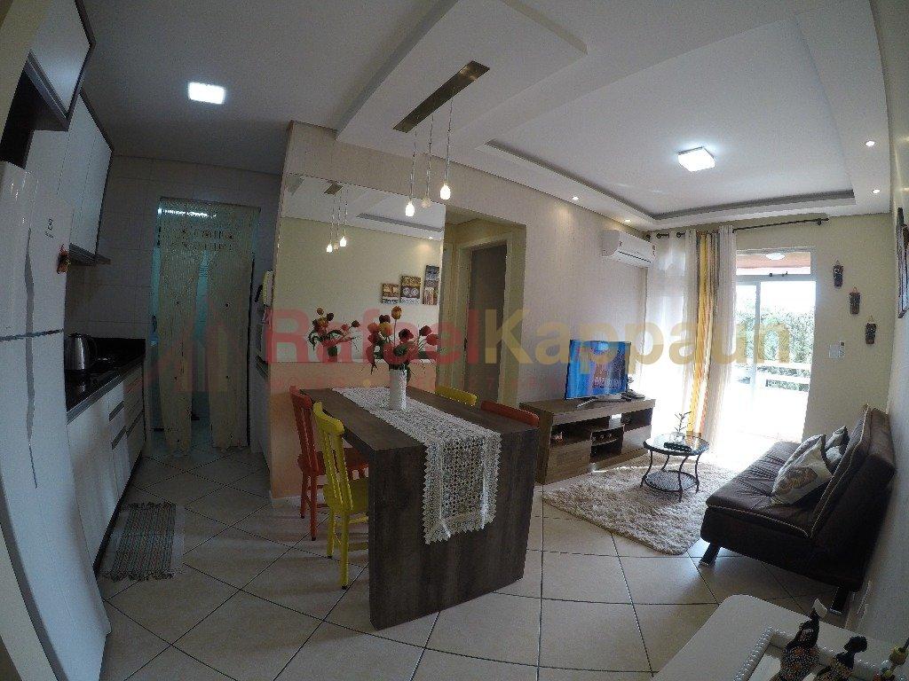 Apartamento em CANASVIEIRAS, FLORIANOPOLIS (67)